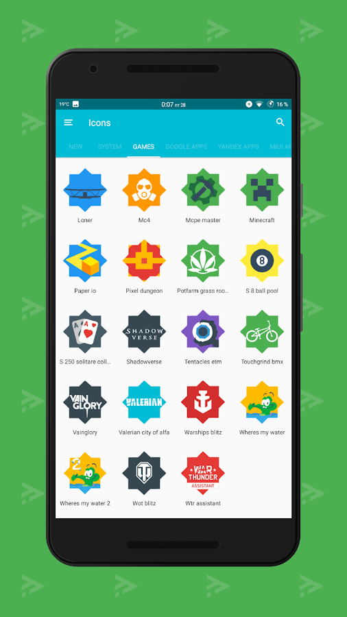 Summersion - Icon Pack- screenshot