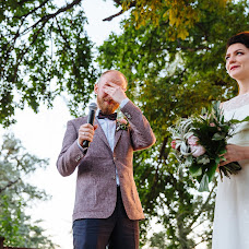 Fotógrafo de casamento Elena Chereselskaya (Ches). Foto de 15.08.2017