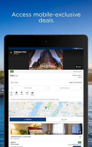 Travelocity Hotels & Flights screenshots 10