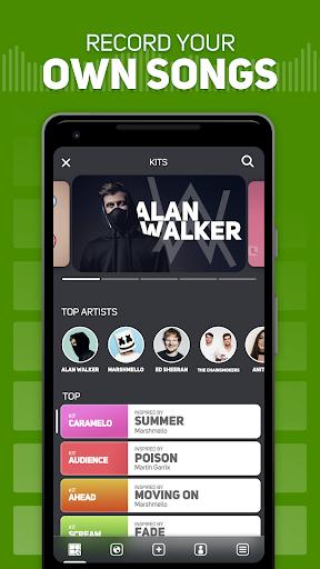 SUPER PADS LIGHTS - Your DJ app 1.6.6 screenshots 2