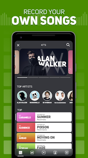 super pads lights - your dj app screenshot 2