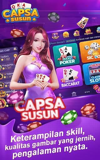 Capsa Susun Online:Poker Free screenshots 1