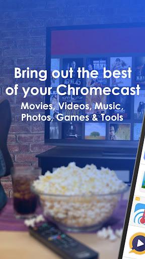 Apps for Chromecast - Your Chromecast Guide 2.10.1 screenshots 1