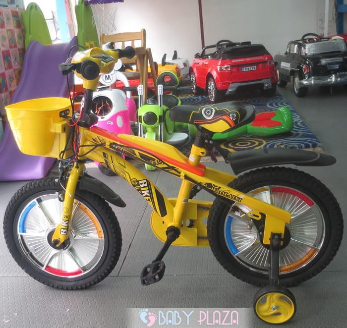 Xe đạp trẻ em 16-361 5