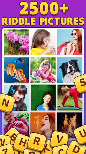 Pics ud83duddbcufe0f - Guess The Word, Picture Word Games apktram screenshots 2
