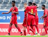 Jonge Rode Duivels geven het goede voorbeeld met klinkende overwinning tegen grootmacht Duitsland