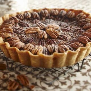 Intricate Nut Tart