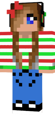 MY SKIN MADE IT MEH SELF SO IT IS ME!