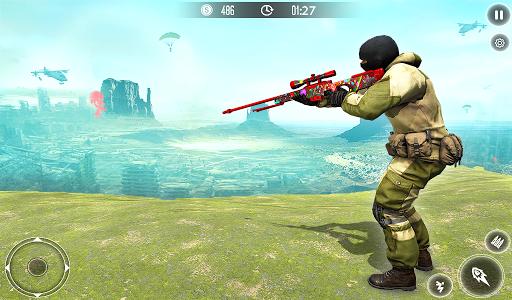 Call of Battle Killer - Fps Gun Shooting Strike  screenshots 7