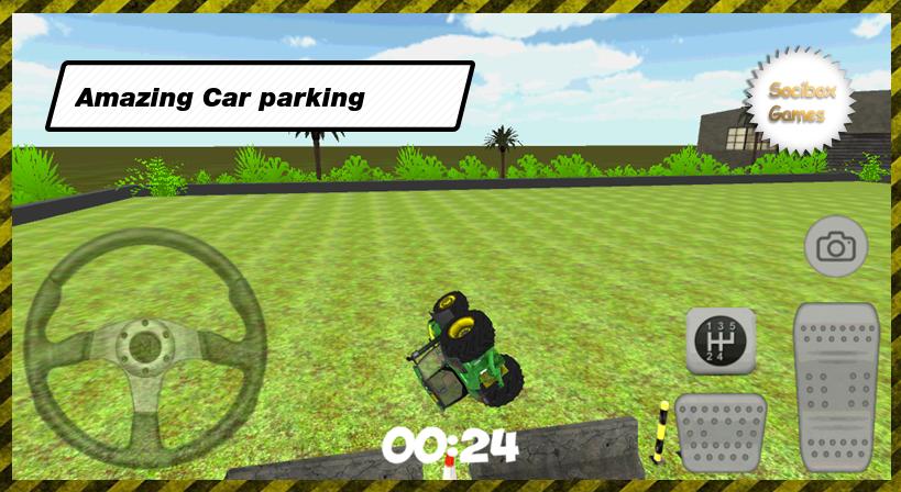 3D-Tractor-Car-Parking 28
