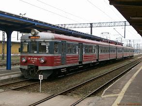 Photo: EN57-1096, Bydgoszcz Główna - Toruń Wschodni {Toruń Wschodni; 2013-04-29}