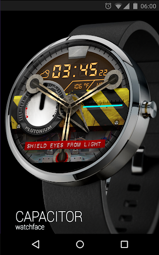 CAPACITOR - Watch Face