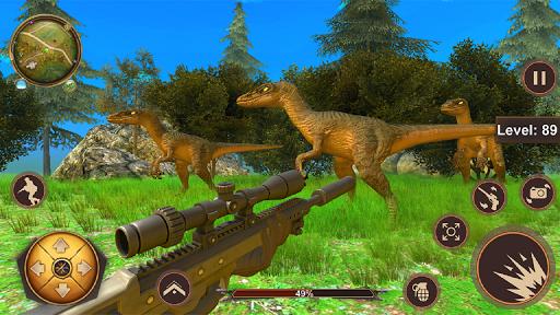 Dinosaur Hunter 2019 - Escape or Shoot,Choice Your 1.4 screenshots 2