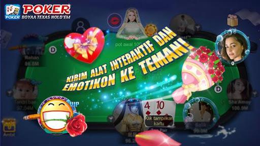 Poker Texas Boyaa 5.9.1 Mod screenshots 3