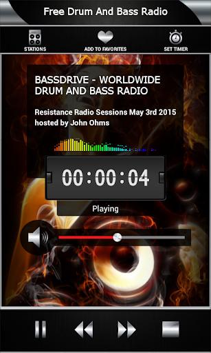 Drum and bass radio online
