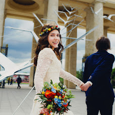 Wedding photographer Elena Zayceva (Zaychikovna). Photo of 23.05.2016