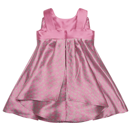 Thumbnail images of ValMax Pink Bow Dress
