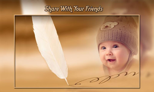 Feather Photo Frames 4.0 screenshots 3