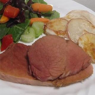 Easy Baked Ham Steaks