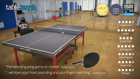 Table Tennis Touch cracked apk