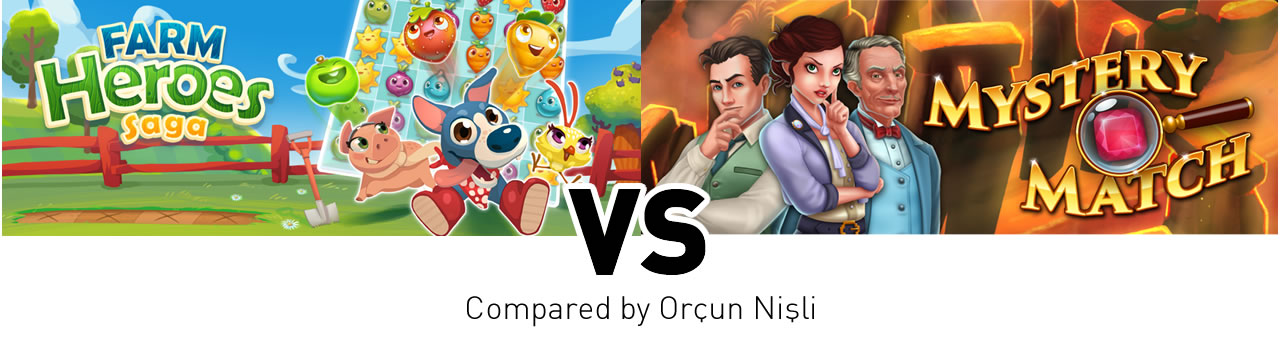 Gamasutra: Orcun Nisli's Blog - Deconstruction Comparison