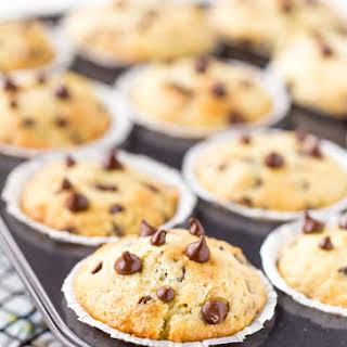 Chocolate Chip Muffins.