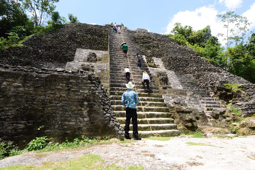 Belize-Lamanai.jpg - The Mayan ruins of Lamanai, Belize.