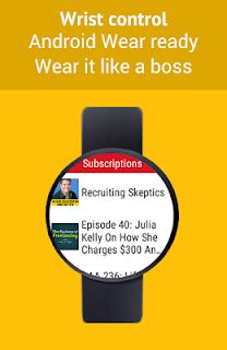Podcast Player - Free screenshot 10