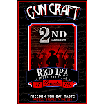 Gun 2nd Amendment Red IPA