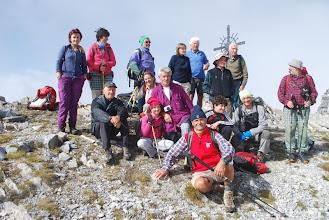 Photo: Gruppo sulla Punta Bellecombe
