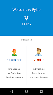 Platform for Vendors,Customers- screenshot thumbnail