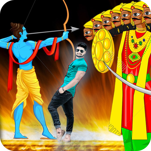 Dussehra Photo Editor - Dussehra Photo Frames