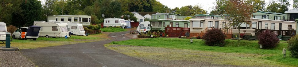 Photo: Although we enjoyed Scotland, we liked the campgrounds in Ireland MUCH more.