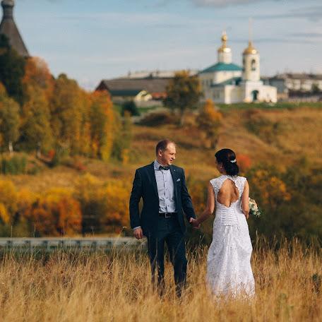 Свадебный фотограф Алексей Алешков (Aleshkov). Фотография от 06.09.2015