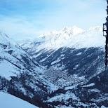Matterhorn in Zermatt, Valais, Switzerland