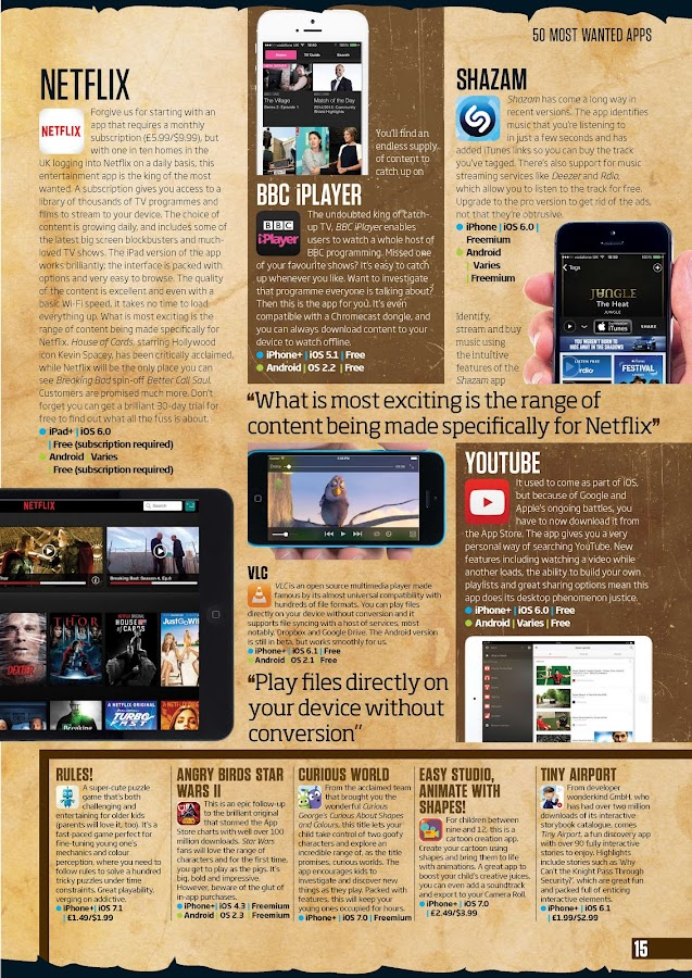 Apps Magazine- screenshot
