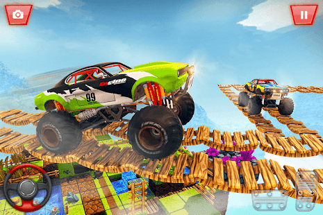 Mountain Truck Stunt 2020: Impossible Climb Master for PC-Windows 7,8,10 and Mac apk screenshot 15