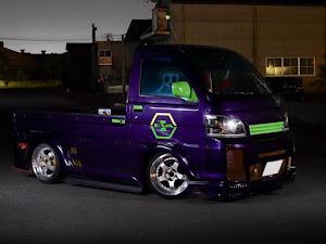 ハイゼットトラック  H17のカスタム事例画像 桃華丸@エヴァトラさんの2019年05月26日21:42の投稿