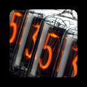 Nixie Clock Widget icon
