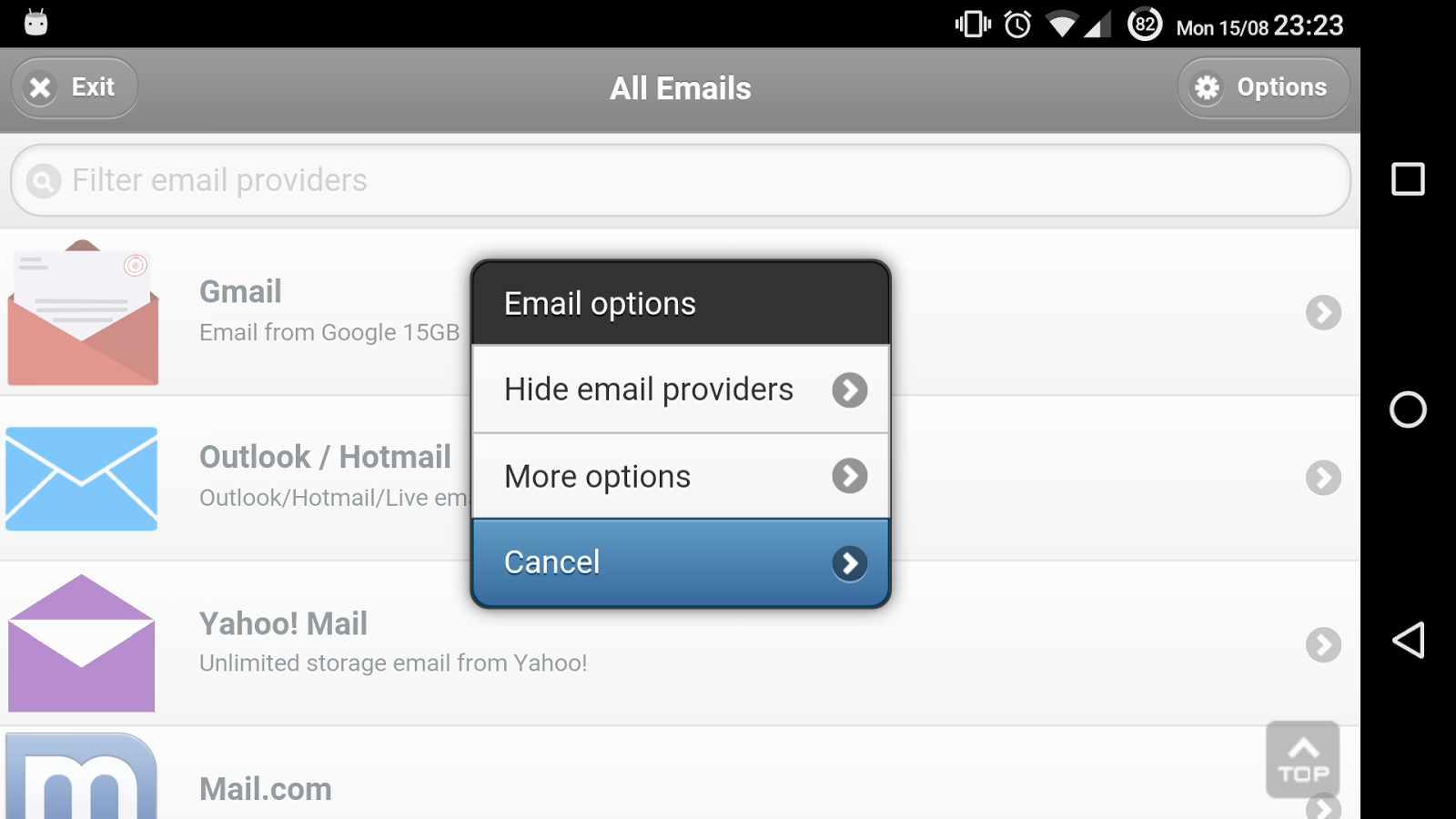 Which email provider should I switch to?