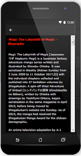 Magi - Labyrinth of Magic Songs & Lyrics, Update. - náhled