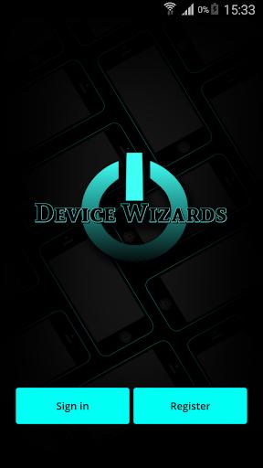 Device Wizards