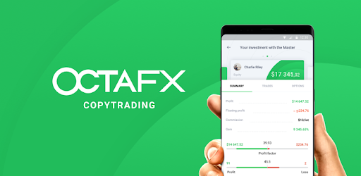 OctaFX Copytrading - Apps on Google Play