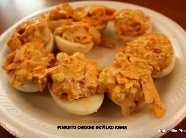Pimento Cheese Deviled Eggs Recipe