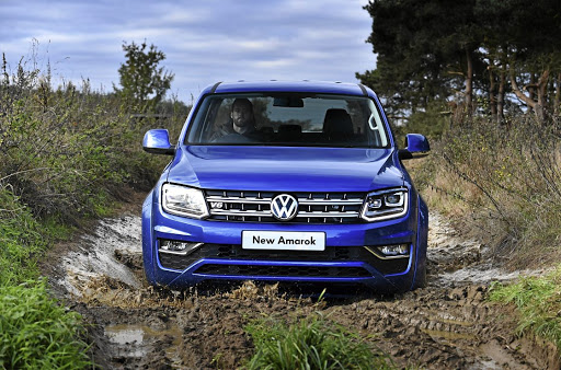 Volkswagen now has an Amarok with serious torque. Picture: QUICKPIC