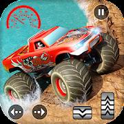 Mega Truck Race – Monster Truck Racing Game MOD APK 1.0 (Unlimited Money)