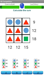 IQ Competition - náhled