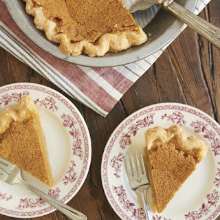 Brown Butter Chess Pie Recipe