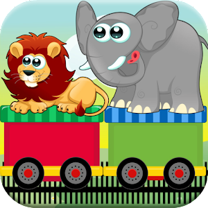 Circus Train Kids Game for PC and MAC