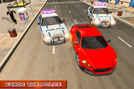 Crime Cars Street Driver: Gangster Games 2018 1.0 screenshots 9